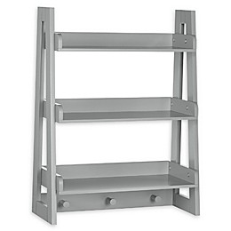 RiverRidge Kid's Ladder Wall Shelf