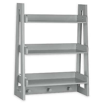 RiverRidge Kid's Ladder Wall Shelf