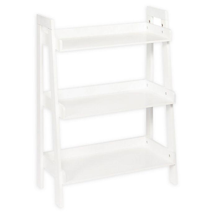 Alternate image 1 for RiverRidge Home Kid's 3-Tier Ladder Shelf