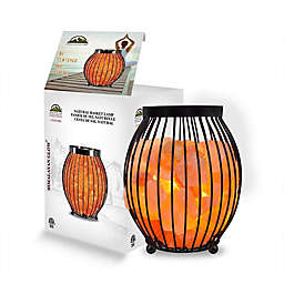 Himalayan Glow® Lantern Style Salt Lamp