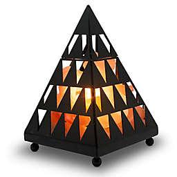 Himalayan Glow® Pyramid Salt Lamp