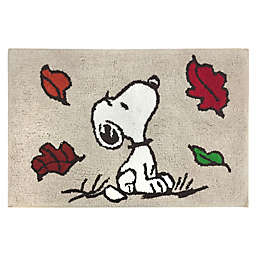 Peanuts™ Harvest Bath Rug Collection