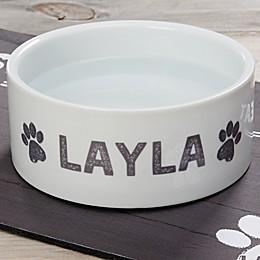 Farmhouse Pet Large Dog Bowl