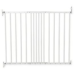 BabyDan® MultiDan Extending Safety Gate in Metal