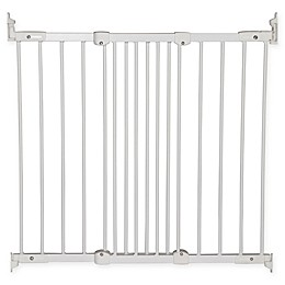 BabyDan® Super Flexi Fit Safety Gate in Metal
