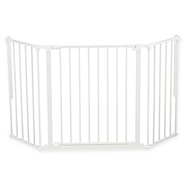 BabyDan® FLEX Medium Safety Gate in White