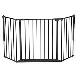 BabyDan® FLEX Medium Safety Gate in Black