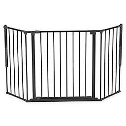 BabyDan® FLEX Medium Safety Gate in Black