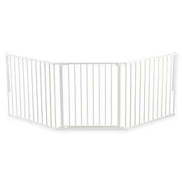 BabyDan® FLEX Large Safety Gate in Whtie