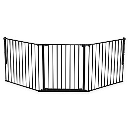 BabyDan® FLEX Large Safety Gate in Black