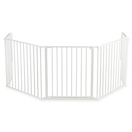 BabyDan® FLEX Extra-Large Safety Gate in White