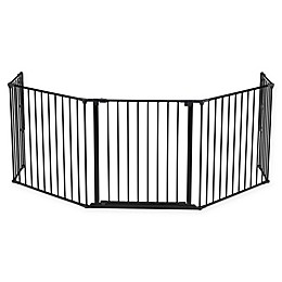 BabyDan® FLEX Extra-Large Safety Gate in Black