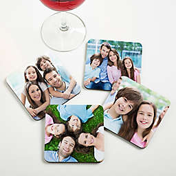 Picture Perfect Personalized Photo Coaster