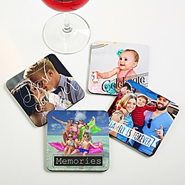 Photo Expressions Personalized Coaster