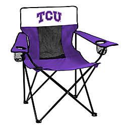 Texas Christian University Elite Folding Chair
