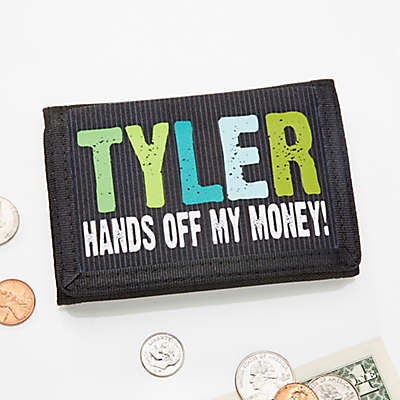 Personalized All Mine Wallet