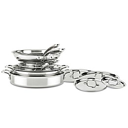 All-Clad D3 Compact Stainless Steel Cookware Collection