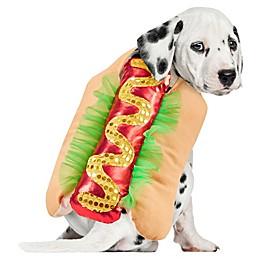 Halloween Pet Hot Dog Costume