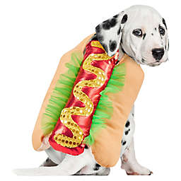 Halloween Pet Hot Dog Costume