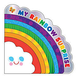 """My Rainbow Surprise"" Board Book by Amy E. Sklansky"
