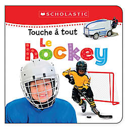 """Touche a Tout Le Hockey"" Book (French)"