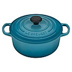 Le Creuset® Signature 2.75 qt. Round Dutch Oven in Caribbean