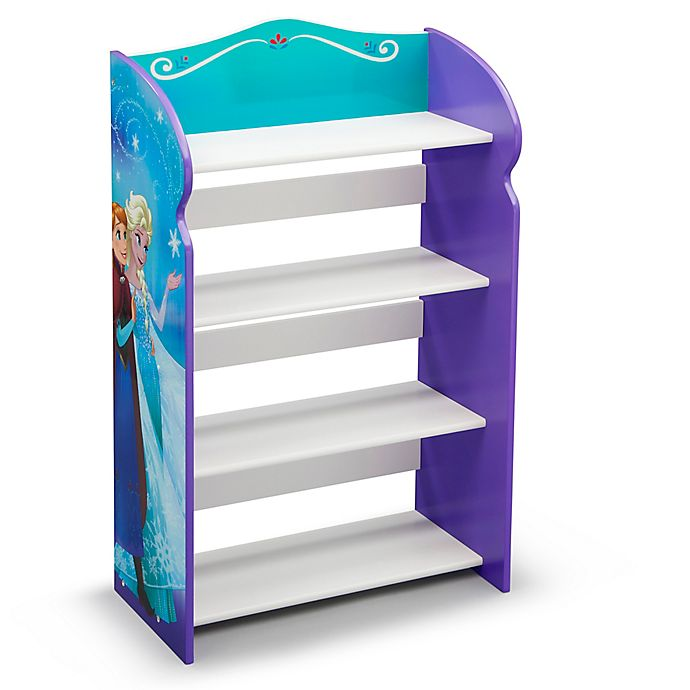 Alternate image 1 for Disney® Frozen 4-Shelf Bookshelf