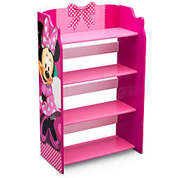 Disney® Minnie Mouse 4-Shelf Bookshelf