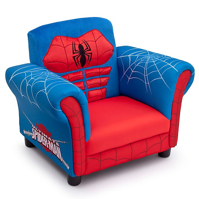 Alternate image 1 for Marvel® Spider-Man Upholstered Chair