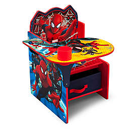 Marvel® Spider-Man Chair Desk with Storage Bin