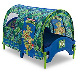 Nickelodeon™ TMNT™ Toddler Bed in Green