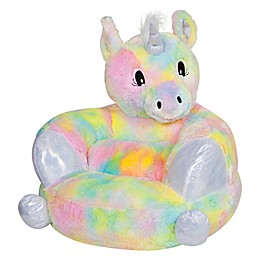 Trend Labs® Plush Unicorn Character Chair