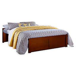 Hillsdale Furniture Pulse King Platform Bed in Cherry