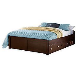 Hillsdale Furniture Pulse Platform Bed with Storage