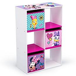 Disney® Minnie Mouse 6-Cubby Storage Unit