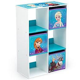 Disney® Frozen 6-Cubby Storage Unit