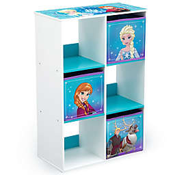 Disney® Frozen 6-Cubby Storage Unit