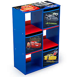 Disney® Pixar Cars 6-Cubby Storage Unit