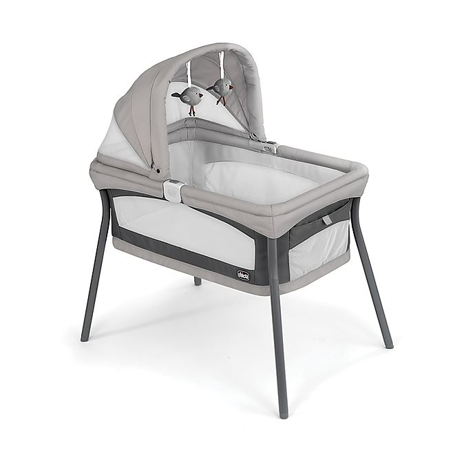 Alternate image 1 for Chicco® LullaGo® Nest Portable Bassinet in Vanilla