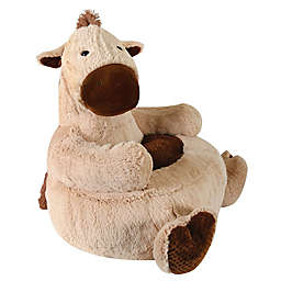 Stephan Baby® Plush Horse Chair