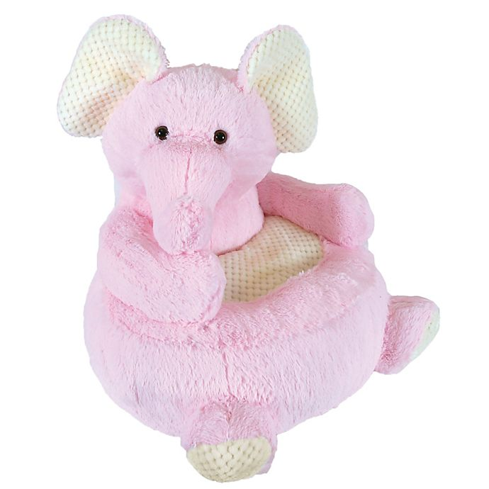 Alternate image 1 for Stephan Baby® Plush Elephant Chair
