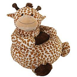 Stephan Baby® Plush Giraffe Chair