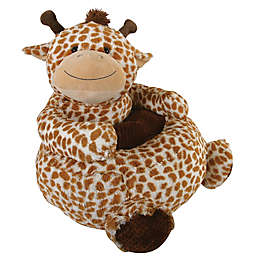 Stephan Baby® Plush Giraffe Chair