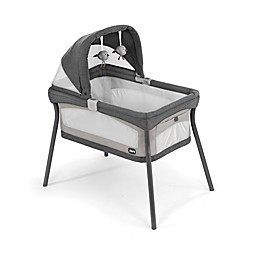 Chicco® LullaGo® Primo Portable Travel Bassinet in Beige