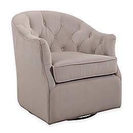 Abbyson Living® Jill Swivel Club Chair
