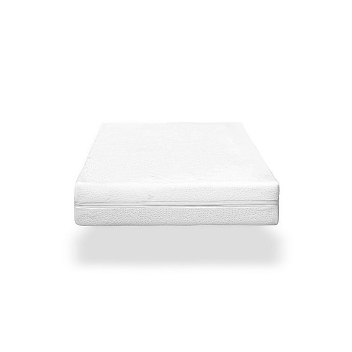 Alternate image 1 for Bundle of Dreams™ Classic 100% Breathable 6-Inch Crib and Toddler Mattress Organic Cotton Cover
