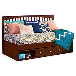 Hillsdale Furniture Pulse Twin Mission Daybed with Storage
