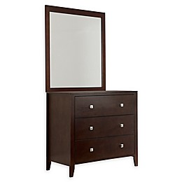 Hillsdale Kids and Teen Pulse 3-Drawer Chest with Mirror