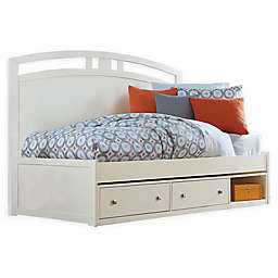 Hillsdale Furniture Pulse Twin Arched Daybed with Storage