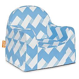 P'kolino Little Reader ZigZag Chair